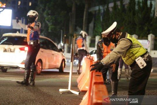 Penutupan jalan di Kota Bandung dipercepat saat libur Idul Adha