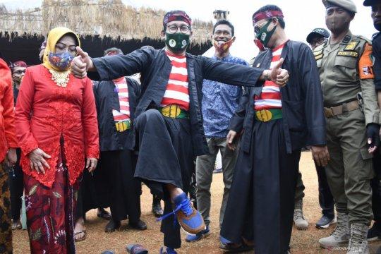 Kunjungan Men Desa PDTT di Pamekasan