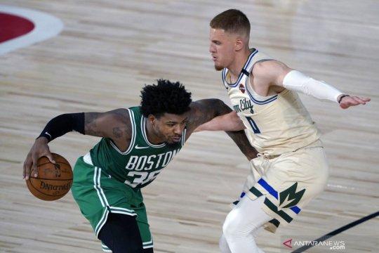 NBA: Milwaukee Bucks kalahkan Boston Celtics 119 - 112