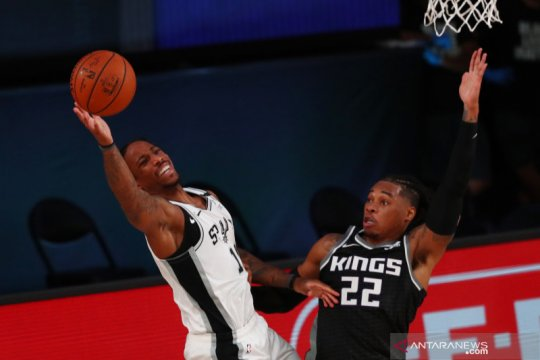 Spurs jaga peluang ke playoff setelah bungkam Pelicans 122-113