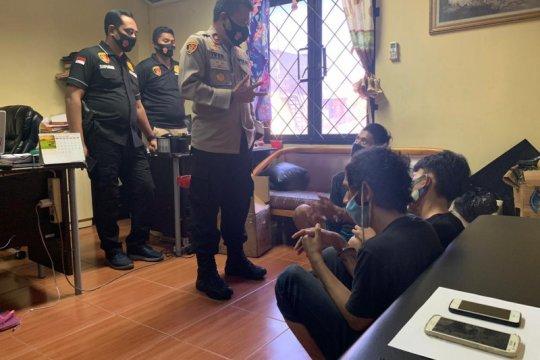 Polisi tangkap tiga residivis begal di Jakarta Barat