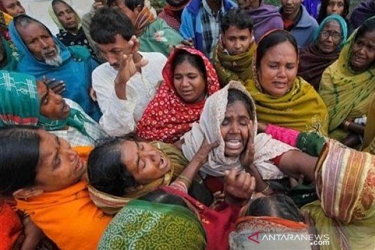 Polisi India tindak kartel minuman keras ilegal usai 86 orang tewas