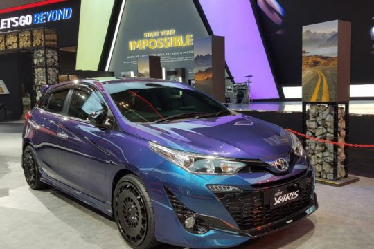 Lebih dari 60.000 pengunjung datangi Toyota Virtual Expo