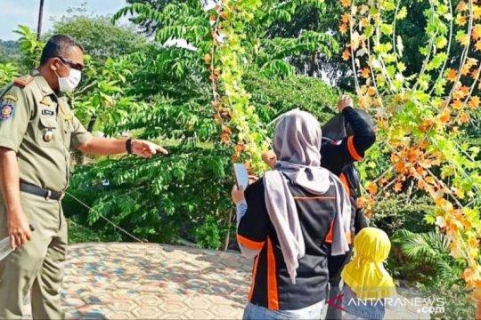 Kabupaten Bogor gencar razia warga tak kenakan masker