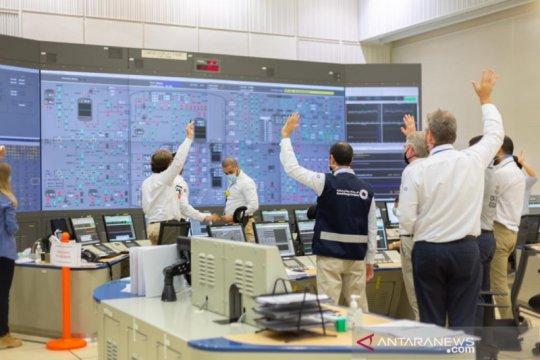 UAE mulai operasikan PLTN Barakah, pertama di jazirah Arab