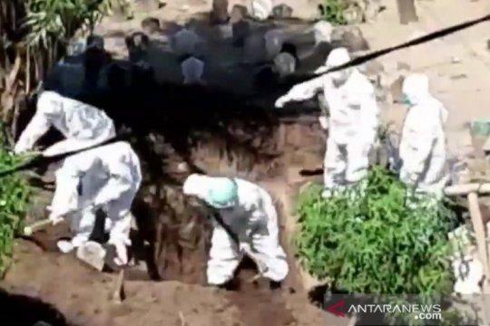 Kasus kematian pertama pasien COVID-19 terjadi di Kota Madiun-Jatim