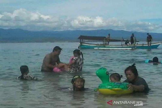 Banyak wisatawan di Sulawesi Tengah abaikan protokol kesehatan