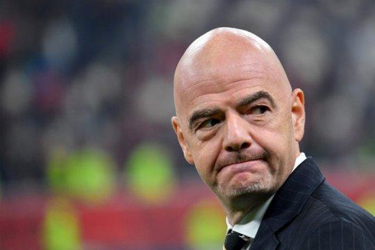 FIFA sebut Swiss tak punya alasan selidiki Infantino