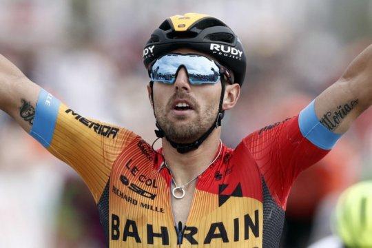 Colbrelli menangi etape dua Occitanie