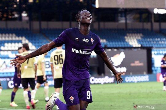Fiorentina tutup musim 2019/2020 dengan kemenangan 3-1 atas SPAL