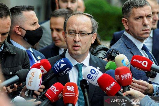 PM Kosovo Avdullah Hoti terinfeksi corona