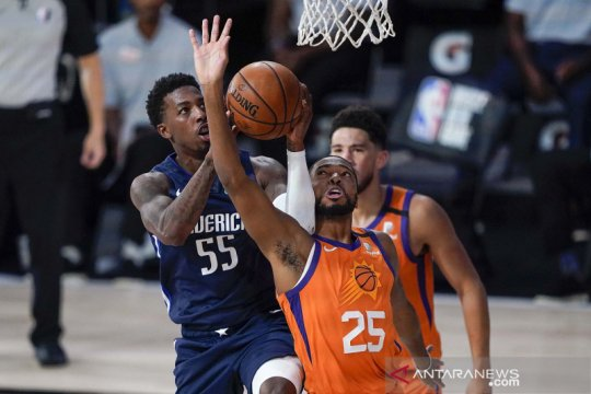 Westbrook dan Harden pimpin Rockets atasi Bucks