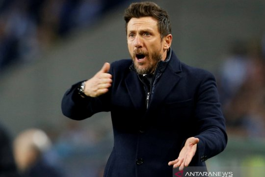 Cagliari tunjuk Eusebio Di Francesco jadi pelatih baru