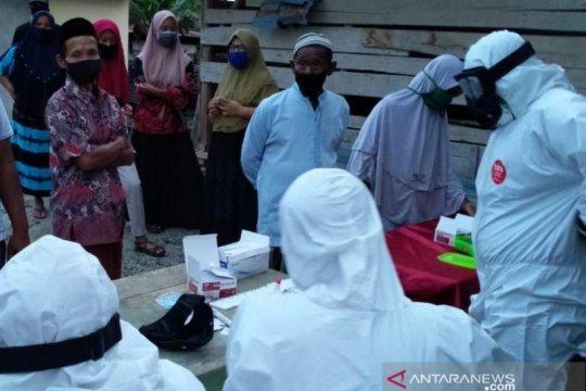 Mandikan jenazah positif COVID-19, 20 warga Nagan Raya reaktif corona