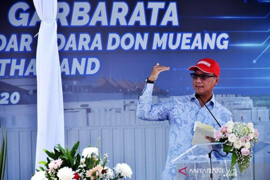 Indeks Manufaktur Indonesia merangkak naik, begini komentar Menperin