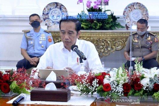 Presiden Jokowi: Persiapkan peta jalan transformasi digital