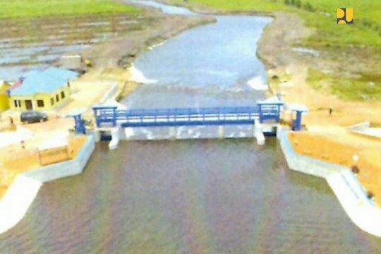 PUPR rehabilitasi jaringan irigasi 3.035 hektare di Bangka Belitung