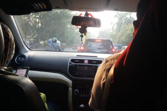 Nebeng, solusi pekerja Jakarta siasati ganjil genap