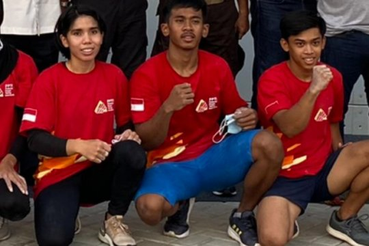 Atlet panjat tebing Indonesia juara di IFSC Connected Speed Knockout