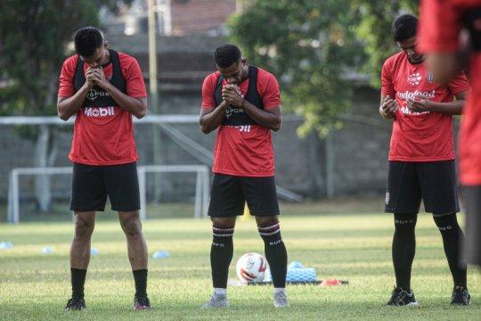 Bali United kumpulkan pemain untuk memulai latihan bersama