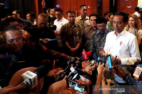 Presiden Jokowi : Indonesia butuh 9 juta talenta digital