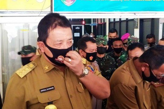 Kasus meningkat, Lampung perketat penerapan protokol kesehatan