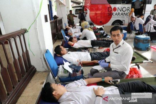 PMI Banjarmasin kirim pesan berantai atasi krisis darah