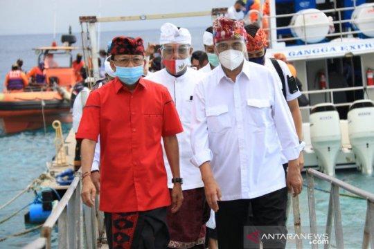 Menhub targetkan Pelabuhan Nusa Penida rampung sebelum Juni 2021