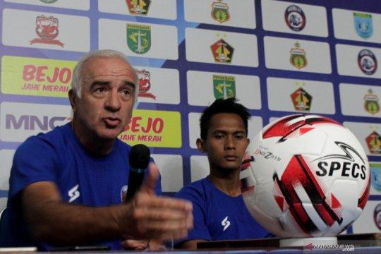 Mario Gomez mundur dari Arema FC