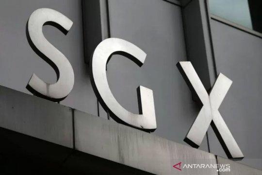 Saham Singapura balik melemah dengan indeks STI tergerus 0,42 persen
