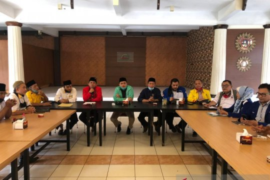 11 partai politik sepakat lawan Faida di Pilkada Jember