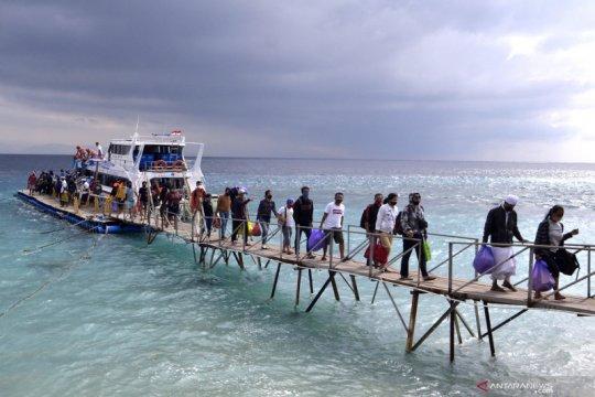 Menhub targetkan pembangunan pelabuhan di Nusa Penida selesai 2022
