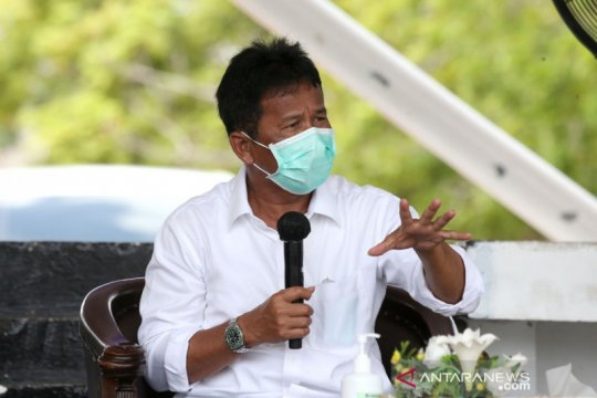 Hasil tes usap Wali Kota Batam negatif