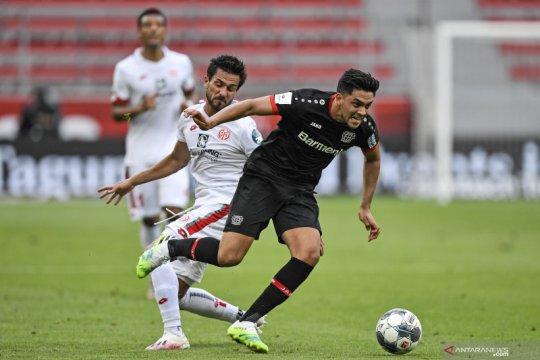 Leverkusen karantina Amiri setelah kontak dengan virus corona