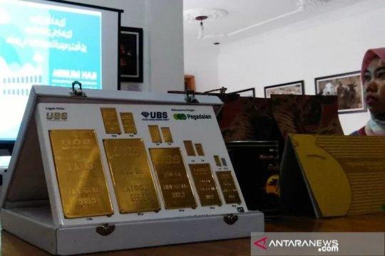 Pegadaian: Investasi emas makin diminati masyarakat