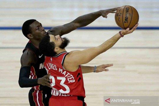 NBA: Raptors tundukan Heat 107-103