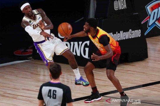 NBA: Lakers menang atas Jazz 116-108