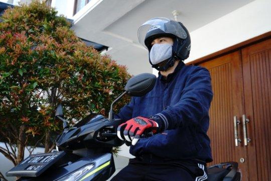 "Pandemi COVID-19, rajinlah cuci ""riding gears"""