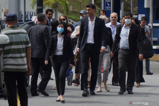 Polisi Malaysia geledah tiga stasiun televisi di Kuala Lumpur