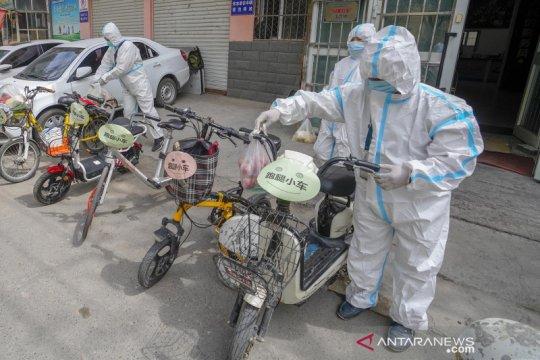 137 OTG teridentifikasi positif COVID-19 di Xinjiang