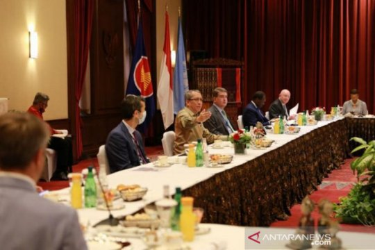Jadi Presiden DK PBB, Indonesia siapkan program kerja selama Agustus