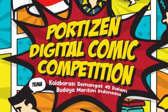 Pelindo III ajak komikus nasional ikuti kompetisi digital nasional