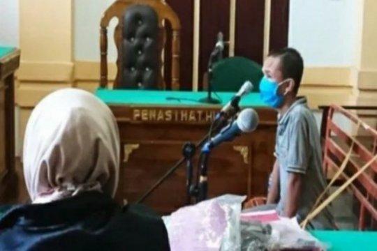 PN Medan vonis tiga tahun penjara terhadap perobek Al Quran