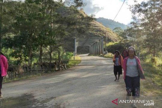 Kapolres Tolikara: Tidak ada pemalangan jalan Trans Papua