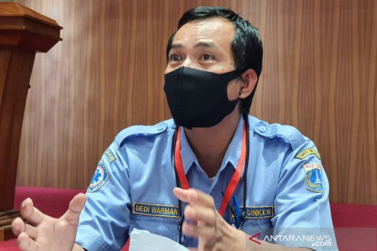 Sebagian petugas AGD Dinkes tak terlibat pelaporan 5 pejabat ke Anies