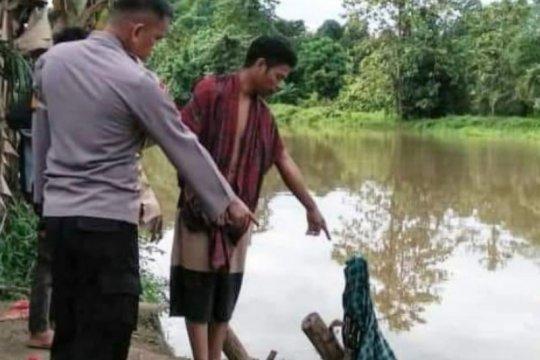 Ibu rumah tangga di Mamuju Tengah diterkam buaya di Sungai Barakkang