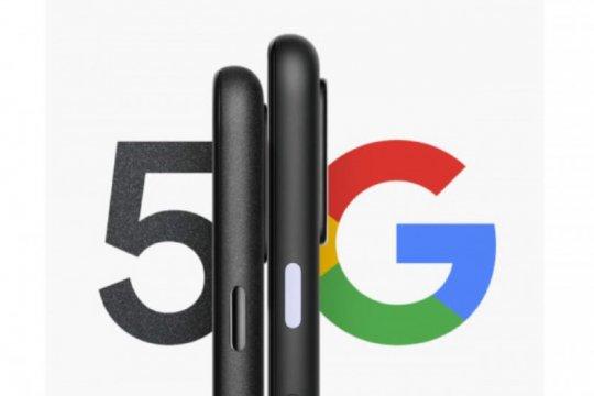Google umumkan ponsel 5G pertama, Pixel 4a dan Pixel 5