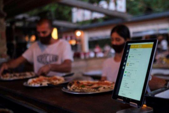 Restoran pizza di Spanyol gunakan aplikasi sebagai pelayan virtual