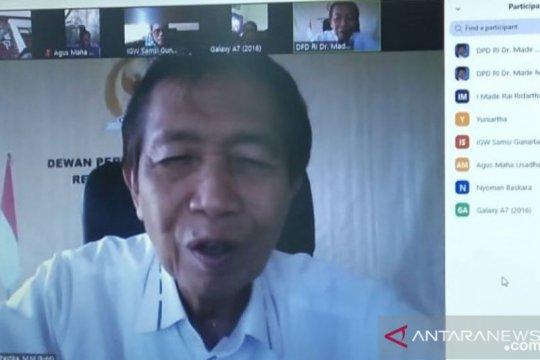 Anggota DPD dorong pembiayaan kereta api di Bali lewat konsorsium BUMN