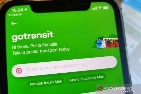Gojek kenalkan GoTransit untuk permudah perjalanan multimoda